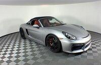 2016 Porsche Boxster Spyder for sale 101165454