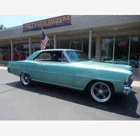 1967 Chevrolet Nova for sale 101165492
