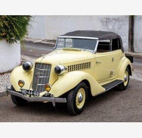 1936 Auburn Model 654 for sale 101165527