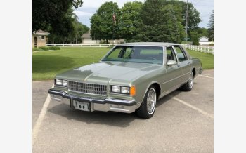 1986 Chevrolet Caprice for sale 101165530