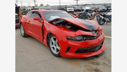 2017 Chevrolet Camaro LT Coupe for sale 101165641