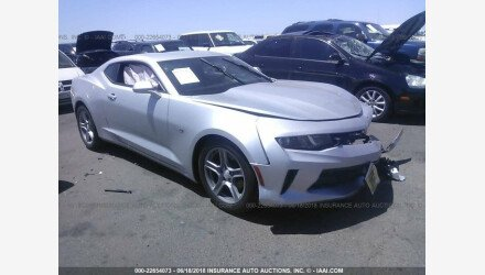 2016 Chevrolet Camaro LT Coupe for sale 101165836