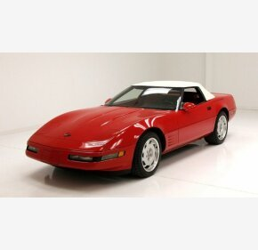 1991 Chevrolet Corvette Convertible for sale 101165917