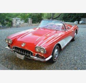 1958 Chevrolet Corvette for sale 101165940