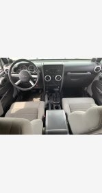 2008 Jeep Wrangler 4WD Unlimited Sahara for sale 101165951