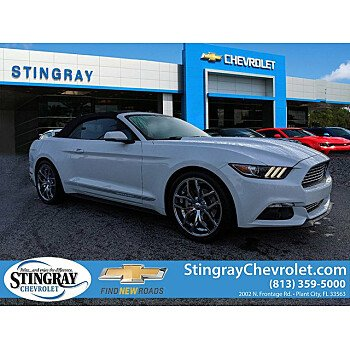 2016 Ford Mustang Convertible for sale 101165959
