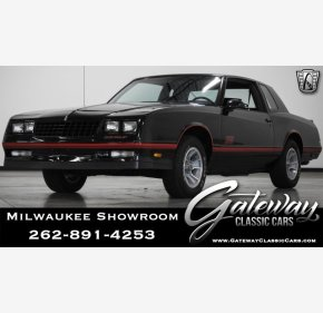 1987 Chevrolet Monte Carlo SS for sale 101166147