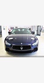 2016 Maserati Ghibli for sale 101166169