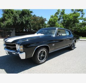1971 Chevrolet Chevelle SS for sale 101166202