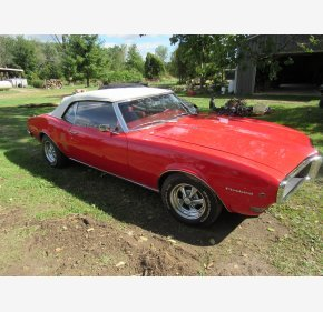 1968 Pontiac Firebird Convertible for sale 101166206