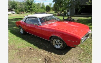 1968 Pontiac Firebird Convertible for sale 101166206