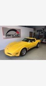 1981 Chevrolet Corvette Coupe for sale 101166223