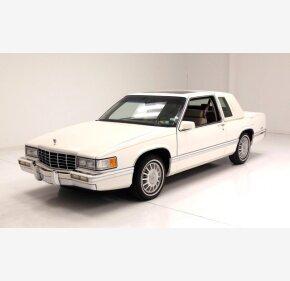 1993 Cadillac De Ville Coupe for sale 101166557