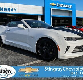 2017 Chevrolet Camaro LT Convertible for sale 101166574