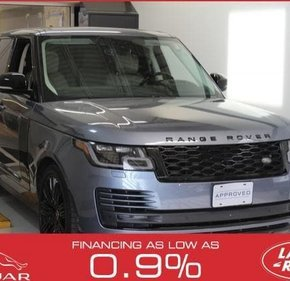 2018 Land Rover Range Rover Supercharged for sale 101166624