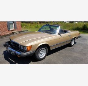 1980 Mercedes-Benz 450SL for sale 101166629