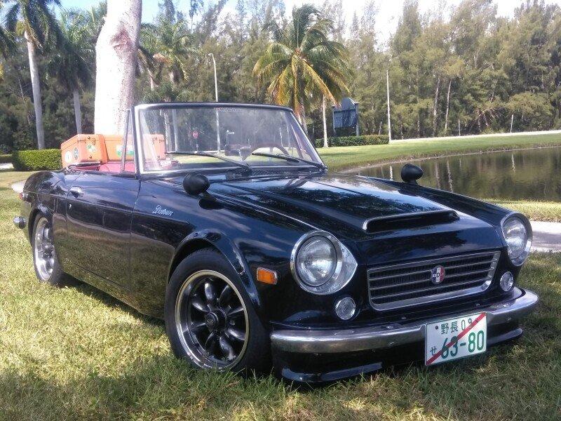 Datsun 1600 Roadster >> Datsun 1600 Classics For Sale Classics On Autotrader