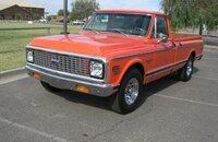 1972 Chevrolet C/K Truck Camper Special for sale 101166724
