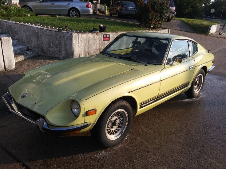 1971 Datsun 240Z for sale near dallas, Texas 75214 - Classics on