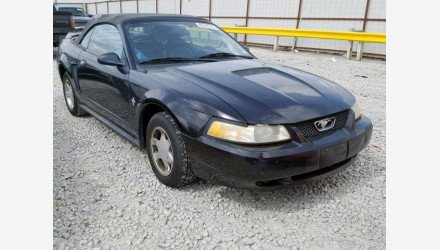 2000 Ford Mustang Convertible for sale 101166797