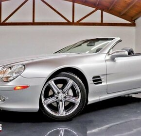 2004 Mercedes-Benz SL500 for sale 101166937