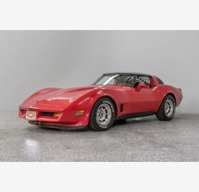 1981 Chevrolet Corvette Coupe for sale 101166972