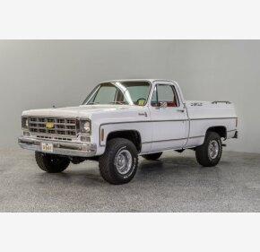 1978 Chevrolet C/K Truck Silverado for sale 101166979