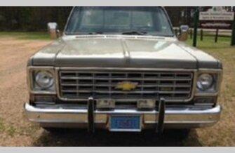 1976 Chevrolet C/K Truck Silverado for sale 101166983