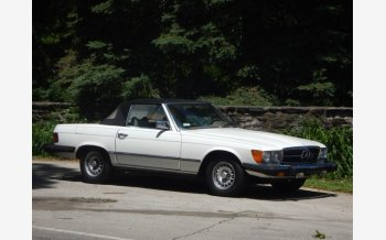 1978 Mercedes-Benz 450SL for sale 101167015