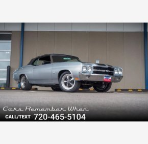 1970 Chevrolet Chevelle for sale 101167052