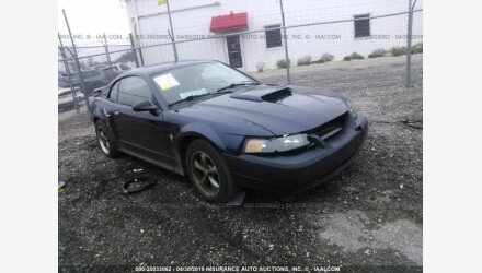 2003 Ford Mustang Coupe for sale 101167073