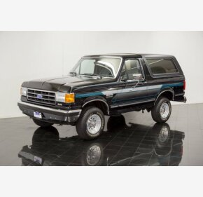 1990 Ford Bronco for sale 101167137
