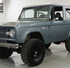 1969 Ford Bronco for sale 101167189