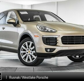 2016 Porsche Cayenne for sale 101167234