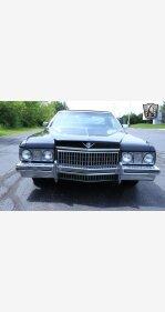 1973 Cadillac De Ville for sale 101167305