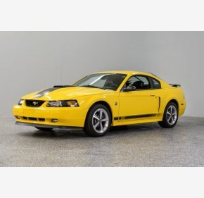 2004 Ford Mustang Mach 1 Coupe for sale 101167315