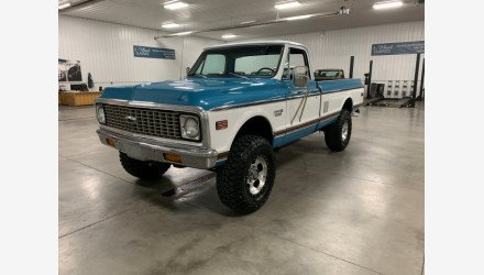 1972 Chevrolet C/K Truck for sale 101167409