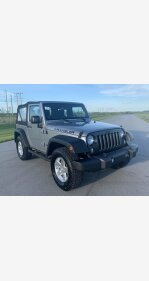 2014 Jeep Wrangler 4WD Sport for sale 101167417