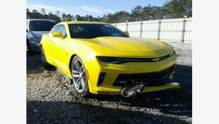 2016 Chevrolet Camaro LT Coupe for sale 101167474