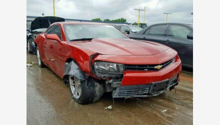 2015 Chevrolet Camaro LS Coupe for sale 101167523