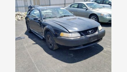 2000 Ford Mustang Coupe for sale 101167528