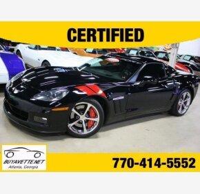 2010 Chevrolet Corvette Grand Sport Coupe for sale 101167632