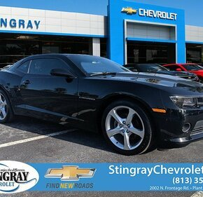 2015 Chevrolet Camaro LT Coupe for sale 101167635