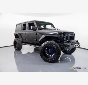 2018 Jeep Wrangler 4WD Unlimited Sport for sale 101167705