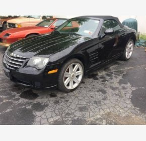 2005 Chrysler Crossfire Convertible for sale 101167740