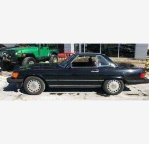 1988 Mercedes-Benz 560SL for sale 101167741