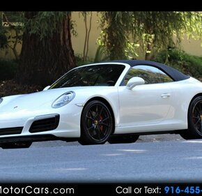 2017 Porsche 911 Cabriolet for sale 101167769