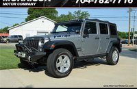 2015 Jeep Wrangler 4WD Unlimited Sport for sale 101167793