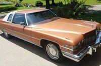 1974 Cadillac De Ville Coupe for sale 101167803