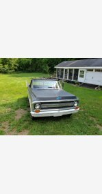 1969 Chevrolet C/K Truck 2WD Regular Cab 3500 for sale 101167873